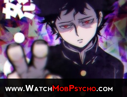 Mob Psycho 100 Season 1 Episode 01 Subbed